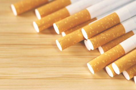 several-cigarettes